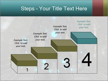 Dangerous Android Robot PowerPoint Templates - Slide 64