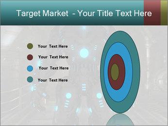 Dangerous Android Robot PowerPoint Templates - Slide 84