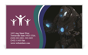 0000063623 Business Card Template