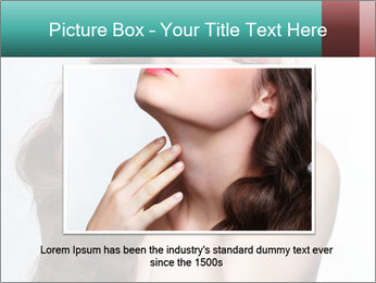 Hairstyle Super Model PowerPoint Templates - Slide 16