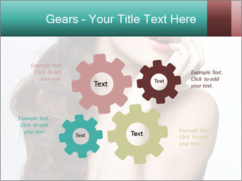 Hairstyle Super Model PowerPoint Templates - Slide 47
