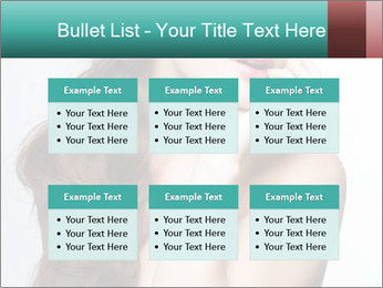 Hairstyle Super Model PowerPoint Templates - Slide 56