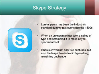 Hairstyle Super Model PowerPoint Templates - Slide 8