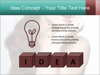 Hairstyle Super Model PowerPoint Templates - Slide 80