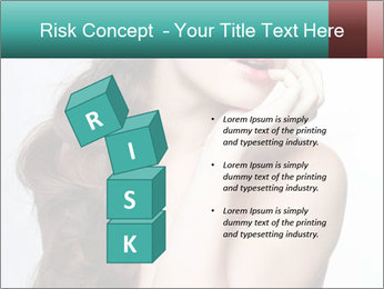 Hairstyle Super Model PowerPoint Template - Slide 81