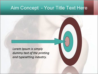 Hairstyle Super Model PowerPoint Templates - Slide 83