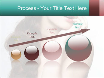 Hairstyle Super Model PowerPoint Templates - Slide 87