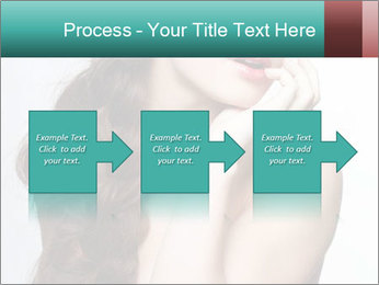 Hairstyle Super Model PowerPoint Templates - Slide 88