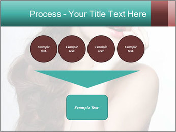 Hairstyle Super Model PowerPoint Templates - Slide 93