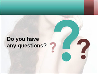 Hairstyle Super Model PowerPoint Templates - Slide 96