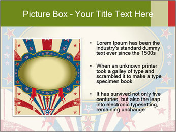 Vintage Circus Poster PowerPoint Templates - Slide 13