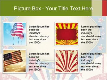 Vintage Circus Poster PowerPoint Templates - Slide 14