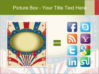 Vintage Circus Poster PowerPoint Templates - Slide 21