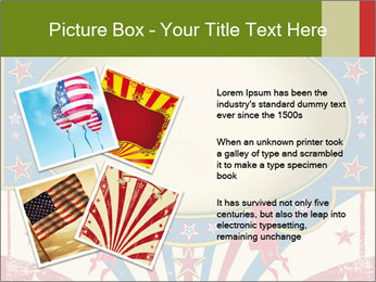 Vintage Circus Poster PowerPoint Templates - Slide 23