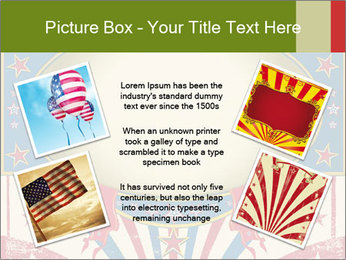 Vintage Circus Poster PowerPoint Templates - Slide 24
