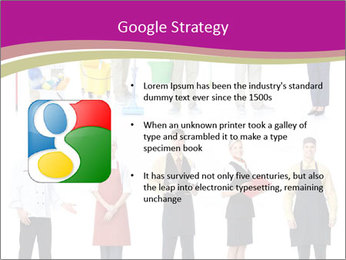 Team of Cleaners PowerPoint Templates - Slide 10