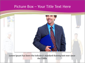 Team of Cleaners PowerPoint Template - Slide 15