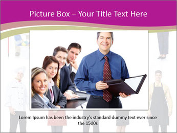 Team of Cleaners PowerPoint Template - Slide 16