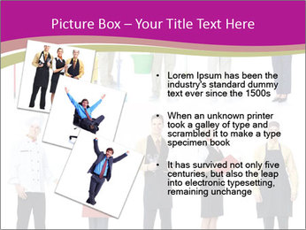 Team of Cleaners PowerPoint Template - Slide 17