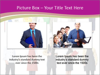 Team of Cleaners PowerPoint Template - Slide 18