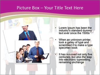 Team of Cleaners PowerPoint Template - Slide 20