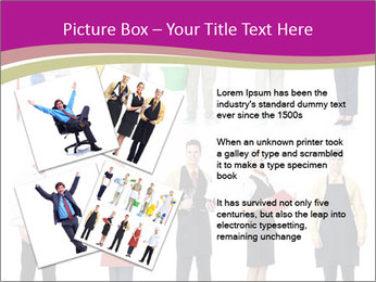 Team of Cleaners PowerPoint Template - Slide 23