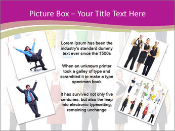 Team of Cleaners PowerPoint Template - Slide 24