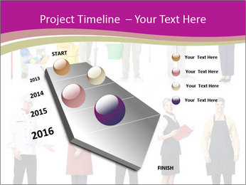Team of Cleaners PowerPoint Templates - Slide 26