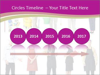 Team of Cleaners PowerPoint Templates - Slide 29