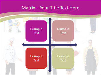 Team of Cleaners PowerPoint Templates - Slide 37