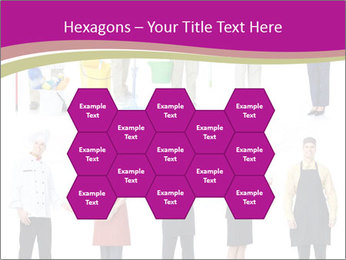 Team of Cleaners PowerPoint Template - Slide 44