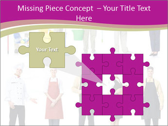 Team of Cleaners PowerPoint Templates - Slide 45