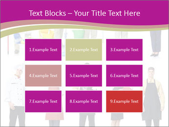 Team of Cleaners PowerPoint Templates - Slide 68
