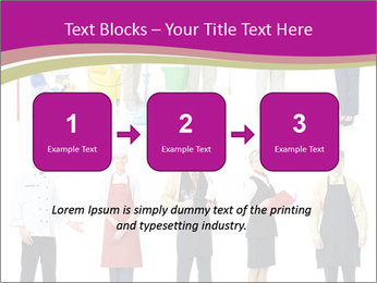 Team of Cleaners PowerPoint Template - Slide 71