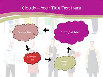 Team of Cleaners PowerPoint Templates - Slide 72
