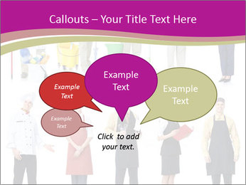 Team of Cleaners PowerPoint Templates - Slide 73