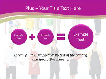 Team of Cleaners PowerPoint Template - Slide 75