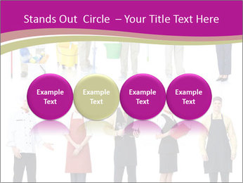 Team of Cleaners PowerPoint Template - Slide 76