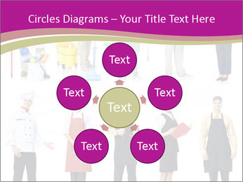 Team of Cleaners PowerPoint Template - Slide 78