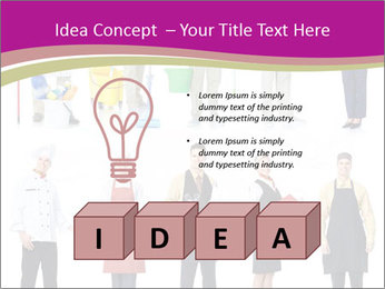 Team of Cleaners PowerPoint Templates - Slide 80