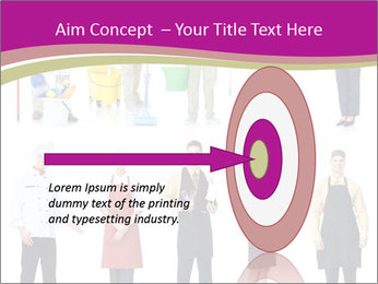 Team of Cleaners PowerPoint Template - Slide 83