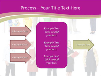 Team of Cleaners PowerPoint Template - Slide 85