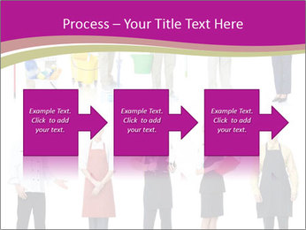 Team of Cleaners PowerPoint Templates - Slide 88