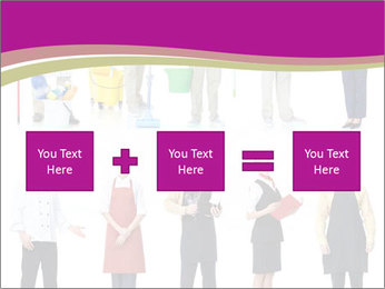 Team of Cleaners PowerPoint Templates - Slide 95