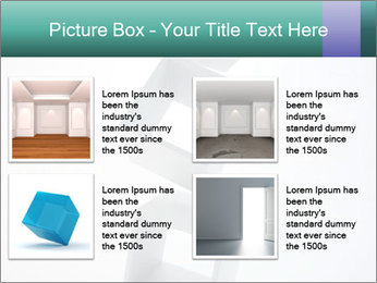 Boxes in the Air PowerPoint Templates - Slide 14