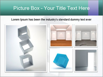 Boxes in the Air PowerPoint Templates - Slide 19