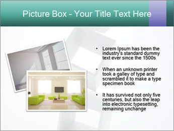 Boxes in the Air PowerPoint Templates - Slide 20