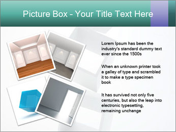 Boxes in the Air PowerPoint Templates - Slide 23