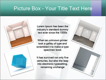 Boxes in the Air PowerPoint Templates - Slide 24