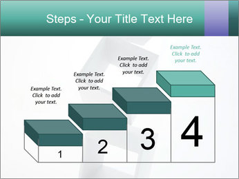 Boxes in the Air PowerPoint Templates - Slide 64